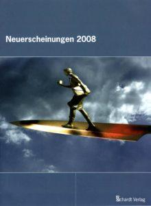 Verlagsprospekt, 2008